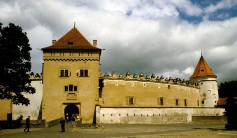 Käsmark: Thököly-Burg (2004)