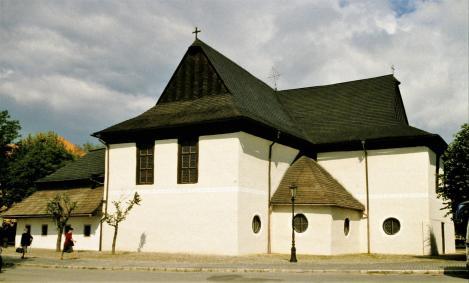 Käsmark: Artikularkirche (2004)