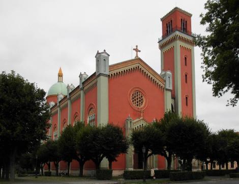 Käsmark: Neue evangelische Kirche (2018)