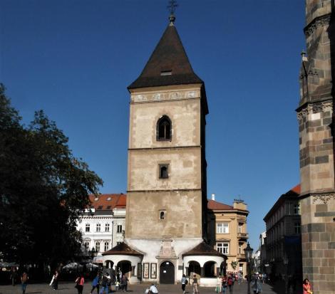 Kaschau: Urbanturm (2018)