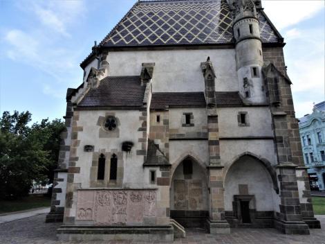 Kaschau: Michaelskapelle (2018)