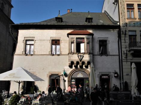 Kaschau: Leutschauer Haus (2018)