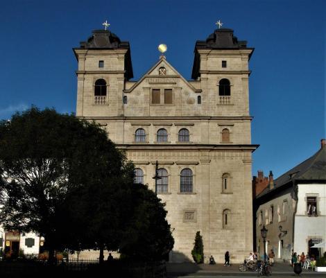 Kaschau: Jesuitenkirche, später Prämonstratenserkirche (2018)
