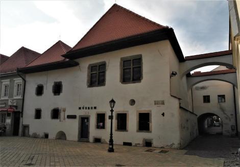 Kaschau: Nikolausgefängnis (2018)