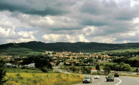 Blick auf Leutschau [slowak. Levoča] (2004)