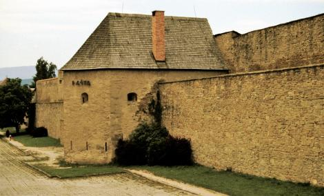 Leutschau: Stadtmauer (2004)