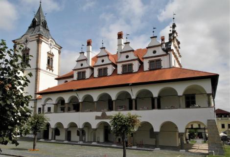Leutschau: Rathaus (2018)