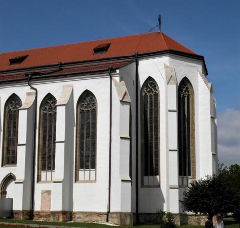 Leutschau: Jakobskirche - Chor (2018)