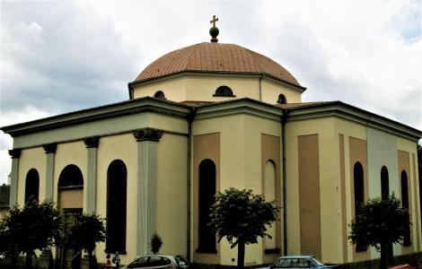 Leutschau: Evangelische Kirche von 1837 (2004)