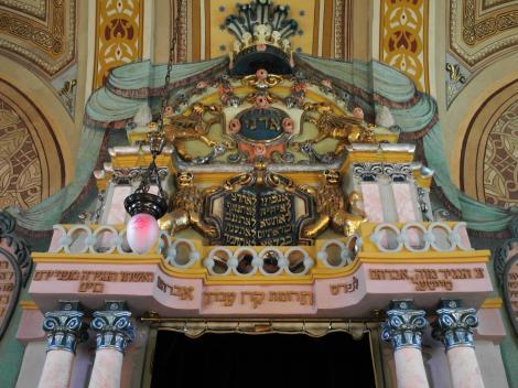 Mád: Synagoge (2018)