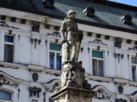 Pressburg: Maximiliansbrunnen [Rolandsbrunnen] (2018)