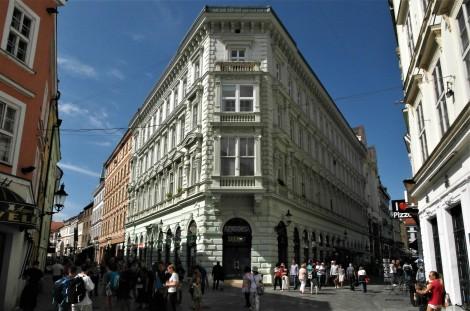 Pressburg: Haus Herrengasse 2 (2018)