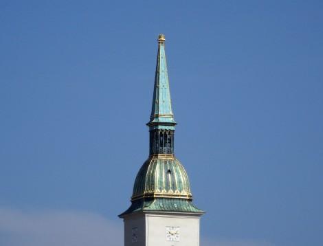 Pressburg: Martinsdom - Turm (2018)