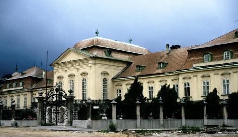 Pressburg: Grassalkovich-Palais (1980)