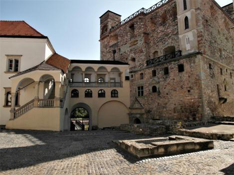 Sárospatak: Rakoczi-Schloss und Burg (2018)