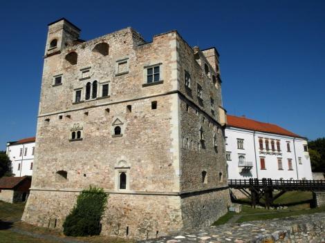 Sárospatak: Rakoczi-Burg (2018)