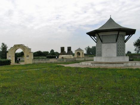 Szigetvár: Ungarisch-türkischer Freundschaftspark (2008)