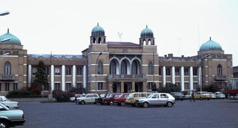 Mohacs: Rathaus (1983)