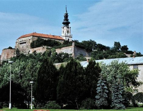 Neutra (slowak. Nitra): Burg (1980)