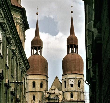 Tyrnau (slowak. Trnava): Pfarrkirche (1980)