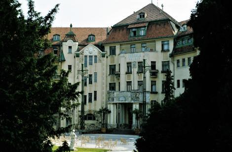 Pistyan (slowak. Piešťany): Thermia Palace (1980)