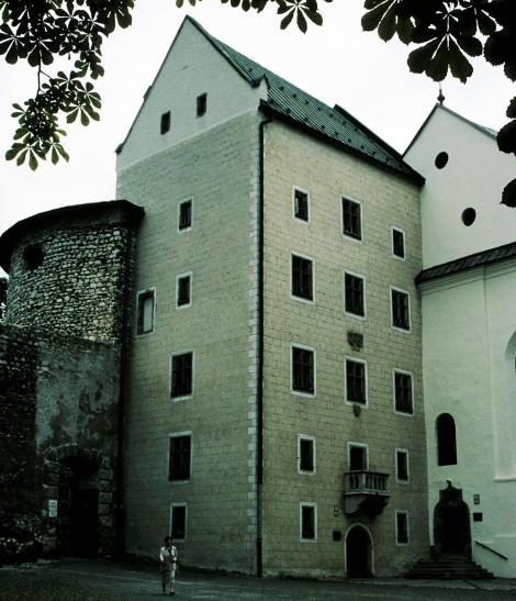 Neusohl [slowak. Banská Bystrica]: Matthias Corvinus-Haus (2004)