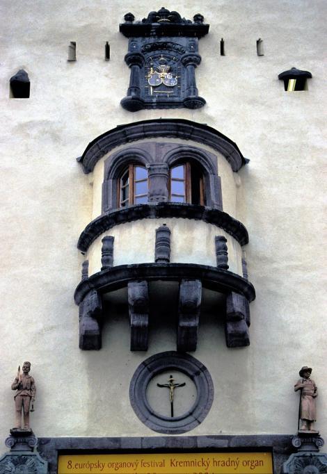 Kremnitz [slowak. Kremnica]: Unteres Tor (2004)