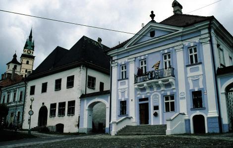 Kremnitz [slowak. Kremnica]: Rathaus (2004)