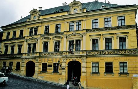 Schemnitz [slowak. Banská Štiavnica]: Fritzhaus (2004)