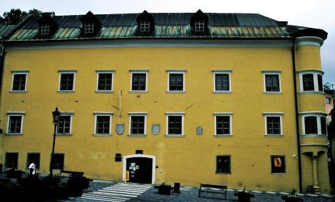 Schemnitz [slowak. Banská Štiavnica]: Hellenbach-Haus (2004)