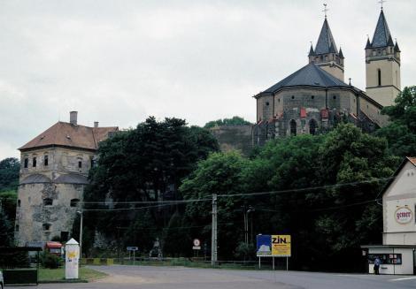 St. Benedikt [slowak. Hronský Beňadik]: Kloster (2004)