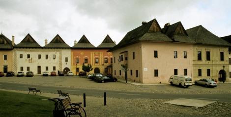 Georgenberg [slowak. Spišská Sobota]: Marktplatz (2004)