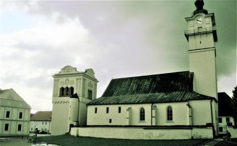 Georgenberg [slowak. Spišská Sobota]: Georgskirche (2004)