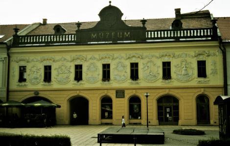 Zipser Neudorf [slowak. Spišská Nová Ves]: Haus der Provinz der 16 Zipser Städte (2004)