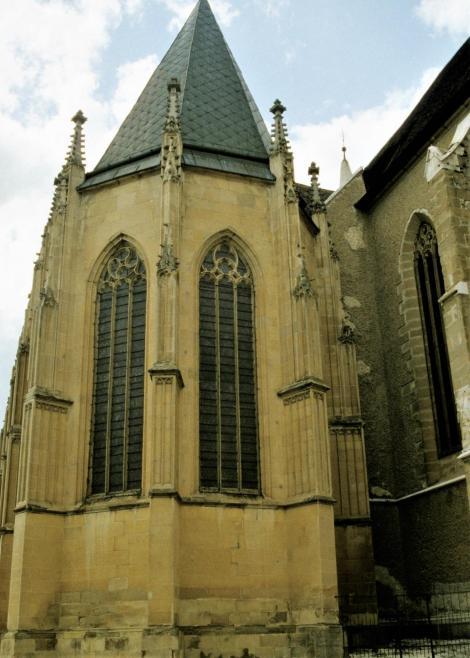 Zipser Kapitel [slowak. Spišská Kapitula]: Zapolya-Kapelle der Martinskathedrale (2004)