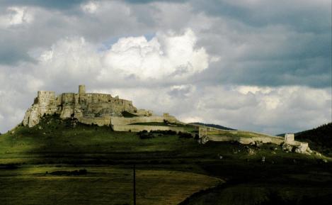Zipser Burg [slowak. Spišský hrad] (2004)