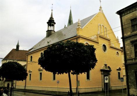 Eperies [slowak. Prešov]: Evangelische Kirche (2004)
