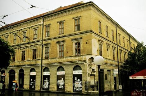 Eperies [slowak. Prešov]: Evangelisches Kollegium (2004)