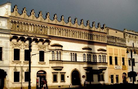 Eperies [slowak. Prešov]: Rakoczi-Haus (2004)