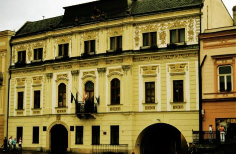 Eperies [slowak. Prešov]: Rathaus (2004)
