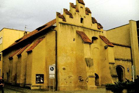 Eperies [slowak. Prešov]: Caraffa-Gefängnis (2004)