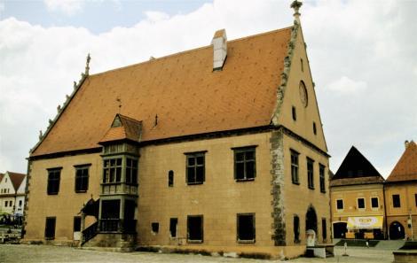 Bartfeld [slowak. Bardejov]: Rathaus (2004)