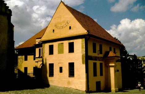 Bartfeld [slowak. Bardejov]: Humanistisches Gymnasium (2004)