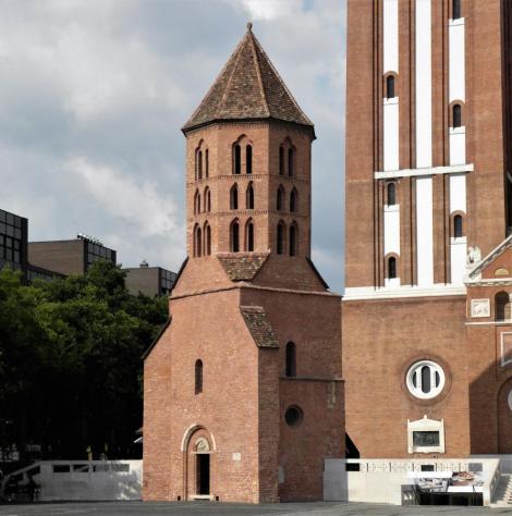 Szegedin (ung. Szeged): Demetriusturm (2018)