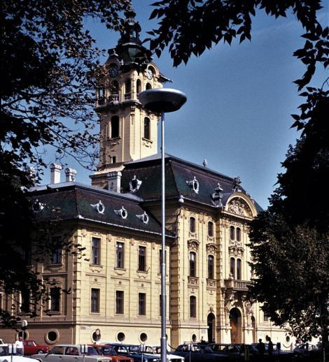 Szegedin (ung. Szeged): Rathaus (1983)