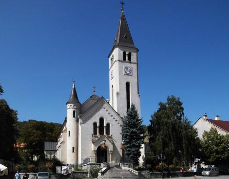 Tokaj: Kirche (2018)