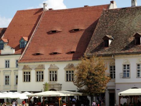 Hermannstadt: Hallerhaus am Großen Ring (2018)