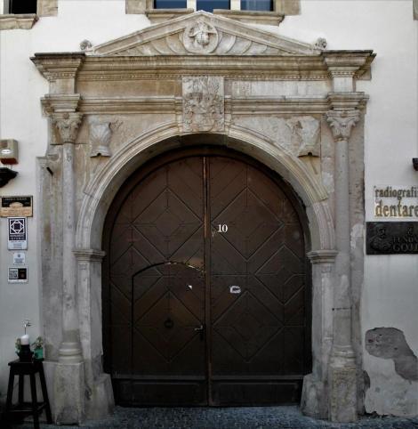 Hermannstadt: Hallerhaus - Portal (2018)