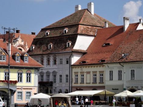 Hermannstadt: Erzbischöfliches Palais (2018)
