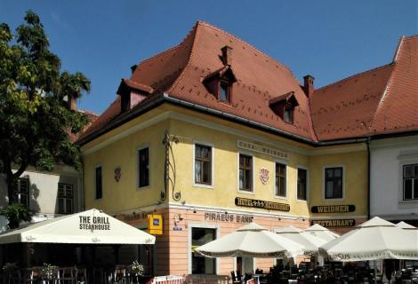 Hermannstadt: Weidner-Haus am Großen Ring (2018)
